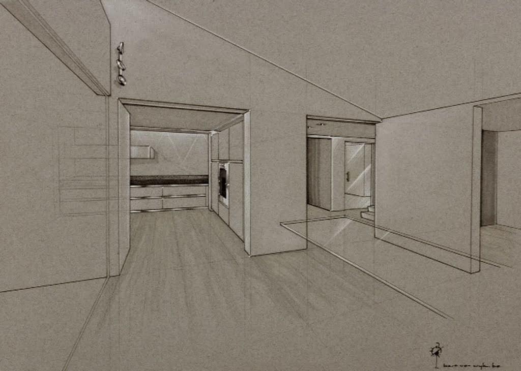 Bart van wijk interieurarchitectuur architecten in stabroek homify