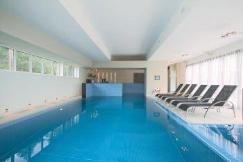 zwembad architectuur