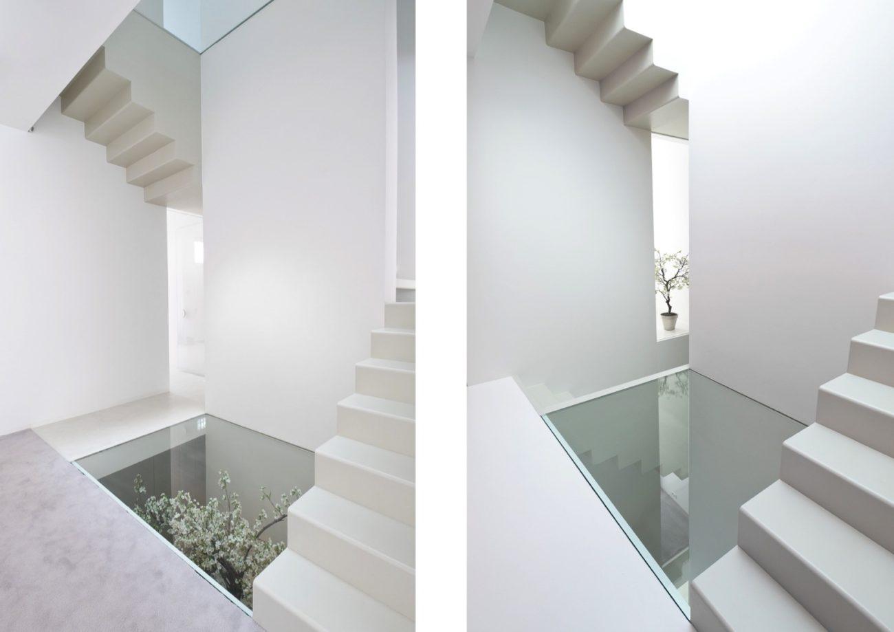 10 bijzondere architectuur interieurarchitectuur modern interieur verlichtingsarchitectuur verlichting moderne trap
